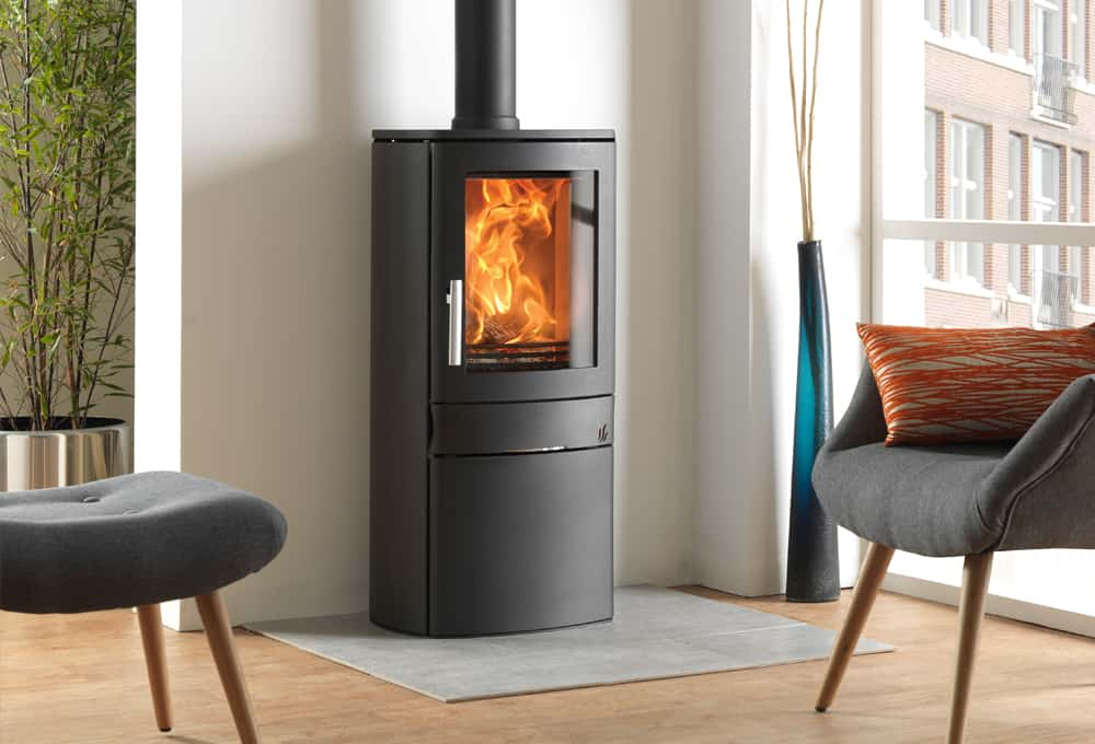 Contemporary Stoves