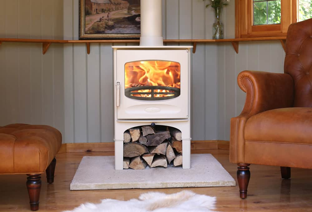 Charnwood C-Five with logstore